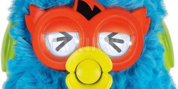 Furby party rokeři - A3192 Tyrkysová