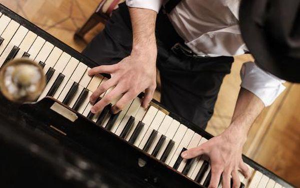 Mimořádný PIANO KONCERT ve Smetanově síni Obecního domu