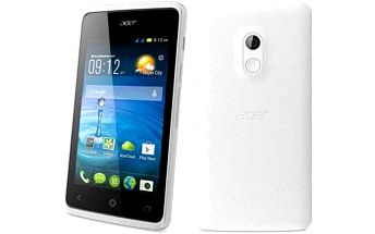 Mobilní telefon Acer Liquid Z200 Dual Sim (HM.HG9EG.004) bílý