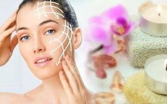 Uberte pleti roky! Regenerační kosmetické ošetření s masáží oličeje, krku a dekoltu s ACAI.