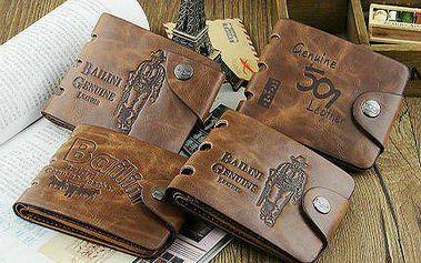 Vyberte si tu svou novou peněženku - dámskou nebo pánskou v luxusním provedení