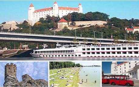 3 dny vypněte a načerpejte novou sílu v Bratislavě v hotelu BARÓNKA****