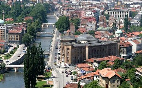 Srbská mozaika s návštěvou Bosny a Hercegoviny, Evropa, Srbsko, autobusem, snídaně v ceně