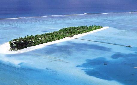 Resort HOLIDAY ISLAND, Maledivy, letecky, polopenze