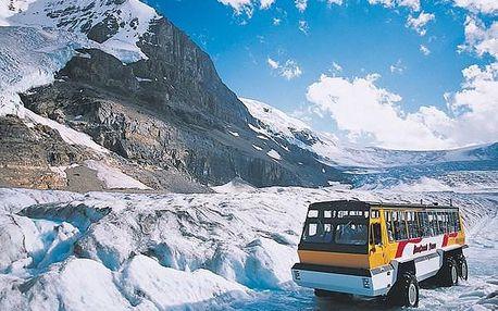 Národní parky západní Kanady, Severní Amerika, Kanada, letecky