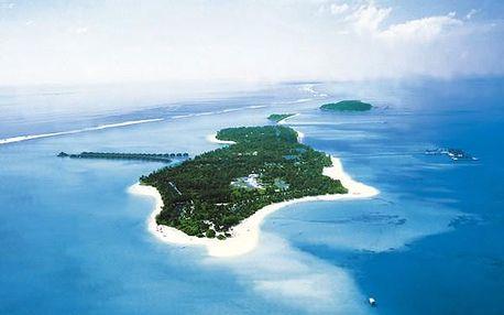 Resort SUN ISLAND, Maledivy, letecky, polopenze
