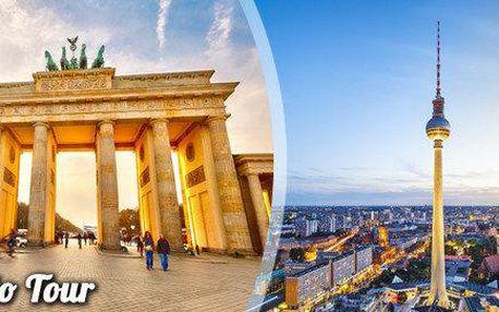 Nákupní horečka a poznávání letního Berlína
