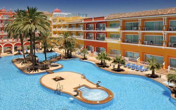 Španělsko, oblast Costa de Almeria, doprava letecky, all Inclusive, ubytování v 4* hotelu na 12 dní