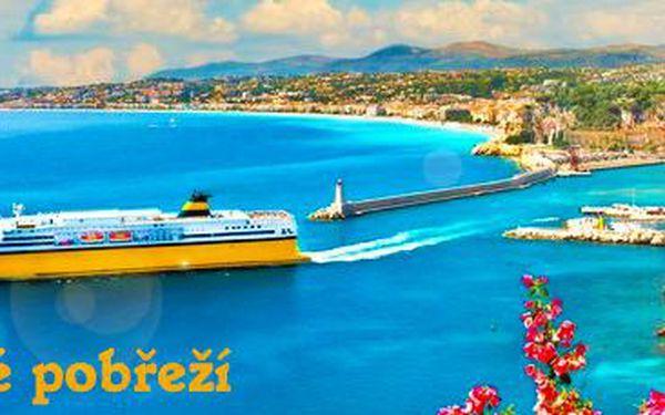 5denní zájezd do Francie: Monako, Cannes, kaňon Verdon a St. Tropez pro 1 osobu.