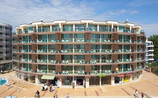 Hotel Sea Breeze, Střední Bulharsko, Bulharsko, letecky, snídaně v ceně