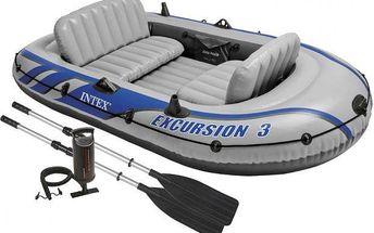 Nafukovací člun Intex Excursion 3