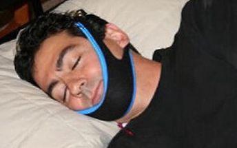 Antichrápací maska!