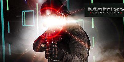 Matrixx Laser Arena