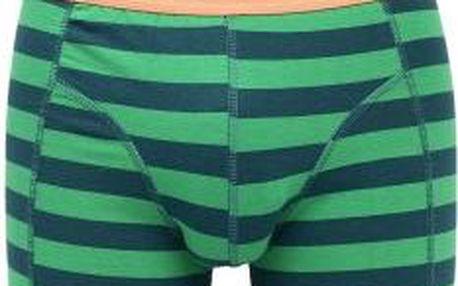 Jack & Jones - Boxerky - zelená, S - 200 Kč na první nákup za odběr newsletteru