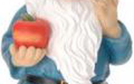 Zahradní trpaslík 50 cm, zelený ProGarden KO-252714390zele
