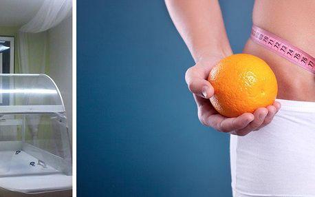 Cvičení v tepelné kabině, rychlé spalování kalorií, účinný boj s celulitidou a centimetry.
