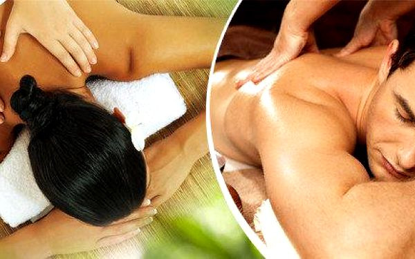 Fyzioterapeutická masáž zad