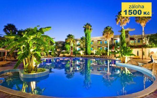 Řecko, oblast Kos, doprava letecky, all Inclusive, ubytování v 3,5* hotelu na 8 dní