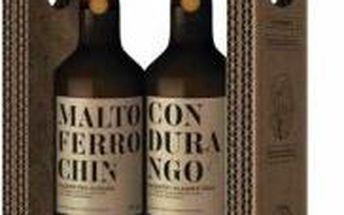 MALTOFERROCHIN a CONDURANGO limitovaná edice 2ks vín