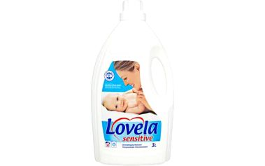 Lovela Sensitive 3 l speciální prací prostředek