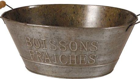 Kovová mísa Boissons