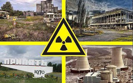 3 – 4 denní zájezd do Černobylu a Pripjati – města duchů, s exkurzí do černobylské uzavřené zóny.