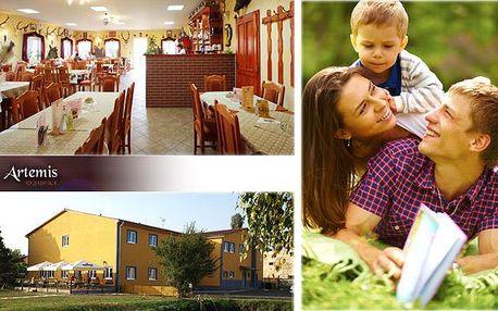 Tři báječné dny ve středních Čechách v Rezidenci Artemis