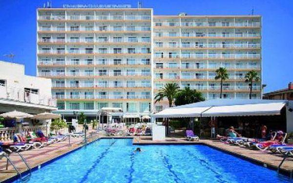 Španělsko, oblast Mallorca, doprava letecky, all Inclusive, ubytování v 3* hotelu na 8 dní
