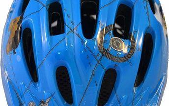 Chlapecká cyklistická helma ROXY XS/S - modrá