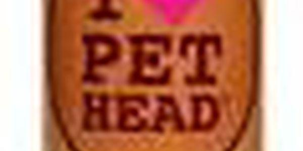 Luxusní kosmetika pro psy Pet Head šampon dog Oatmeal - přírodní 354 ml