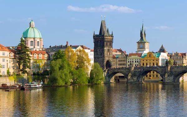 Rodinná dovolená v Praze - 2 děti do 10 let zdarma