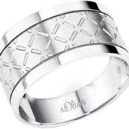 Pánský prsten S.Oliver SO587