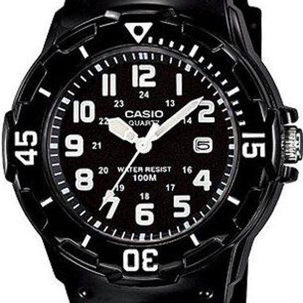 Dámské hodinky Casio LRW-200H-1BVDF