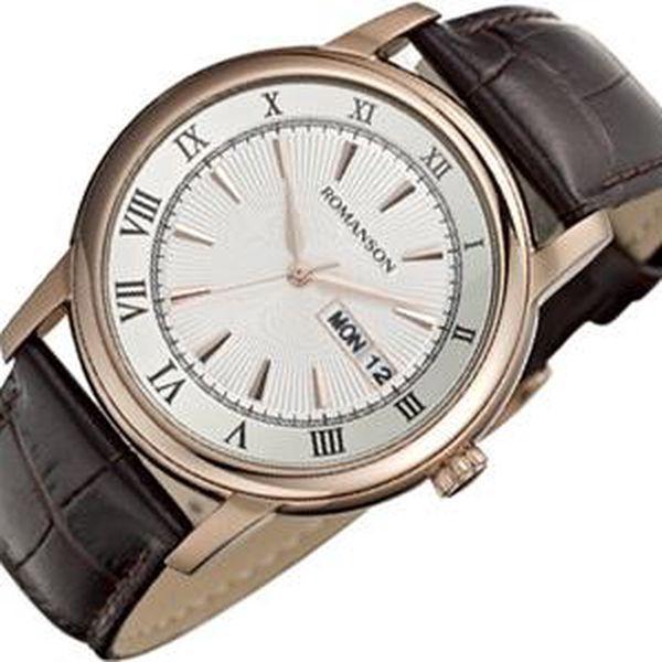 Pánské hodinky Romanson TL2616MM1RAS6R