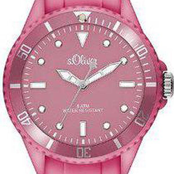 Dámské hodinky S.Oliver SO-2749-PQ