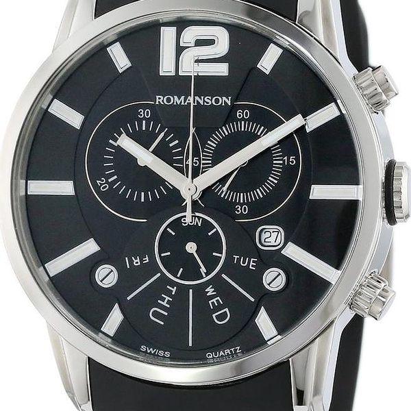 Pánské hodinky Romanson TL9213HM1WA32W