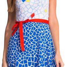 Kouzelné dámské bavlněné šaty od světoznámé značky Desigual