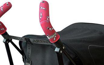 Chránič Citygrip na kočárek Pink bunny