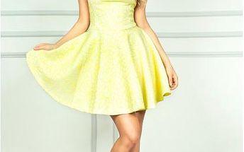 Dámské šaty s kolovou sukní Emma!