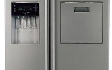 Americká ledničky s domácím barem Samsung RSA 1ZTMG1 + 10 let záruka na kompresor