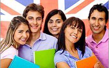 Měsíční kurz angličtiny