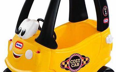 Ťapací autíčko Cozy Coupe - taxi
