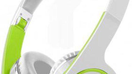 Bezdrátová sluchátka Prestigio PBHS1WG
