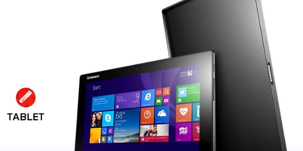 "Tablet PC LENOVO IdeaTab Miix 3 Intel-Z3735F(1.33GHz) 2GB 64GB 10.1"" FHD IP"