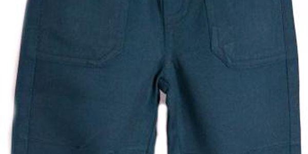 Chlapecké kalhoty - tmavě modré
