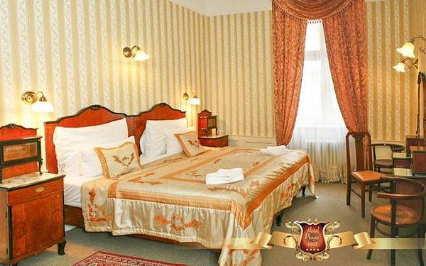 Praha v luxusním historickém hotelu