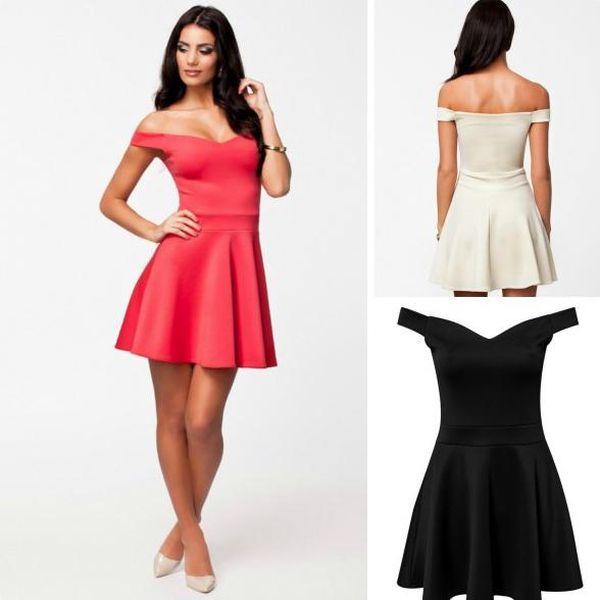 Sexy dámské šaty Carmen!