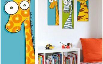 Nástěnný obraz - Žirafa