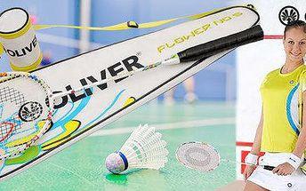 Rekreační badmintonový set Oliver