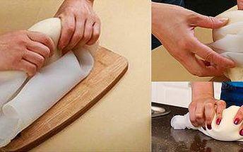 Silikonový vak na zpracování těsta: Báječný pomocník do kuchyně!